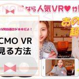 PICMO VRの視聴方法