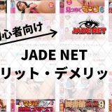 初心者向けのJADE NETメリット・デメリット